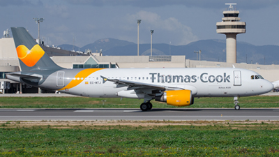 Thomas Cook Airlines Airbus A320