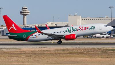 Alba Star Boeing 737-800