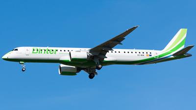 Binter Canarias Embraer E195-E2