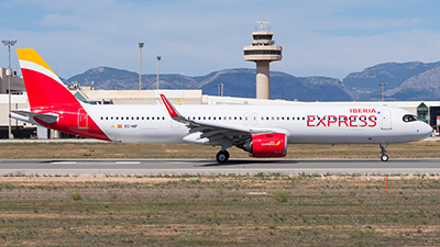 Iberia Express Airbus A321neo