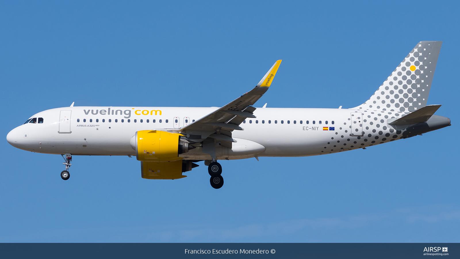 Vueling  Airbus A320neo  EC-NIY