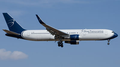 Blue Panorama Airlines Boeing 767-300