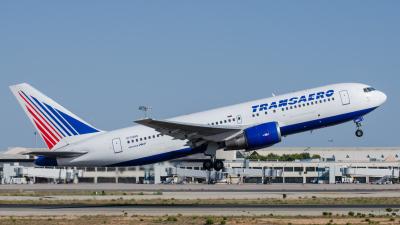 Transaero Airlines Boeing 767-200