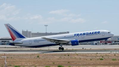 Transaero Airlines Boeing 767-300