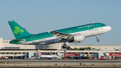 Aer Lingus Airbus A319