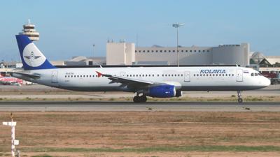 Kolavia Airbus A321