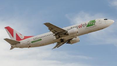 Trawel Fly Boeing 737-400