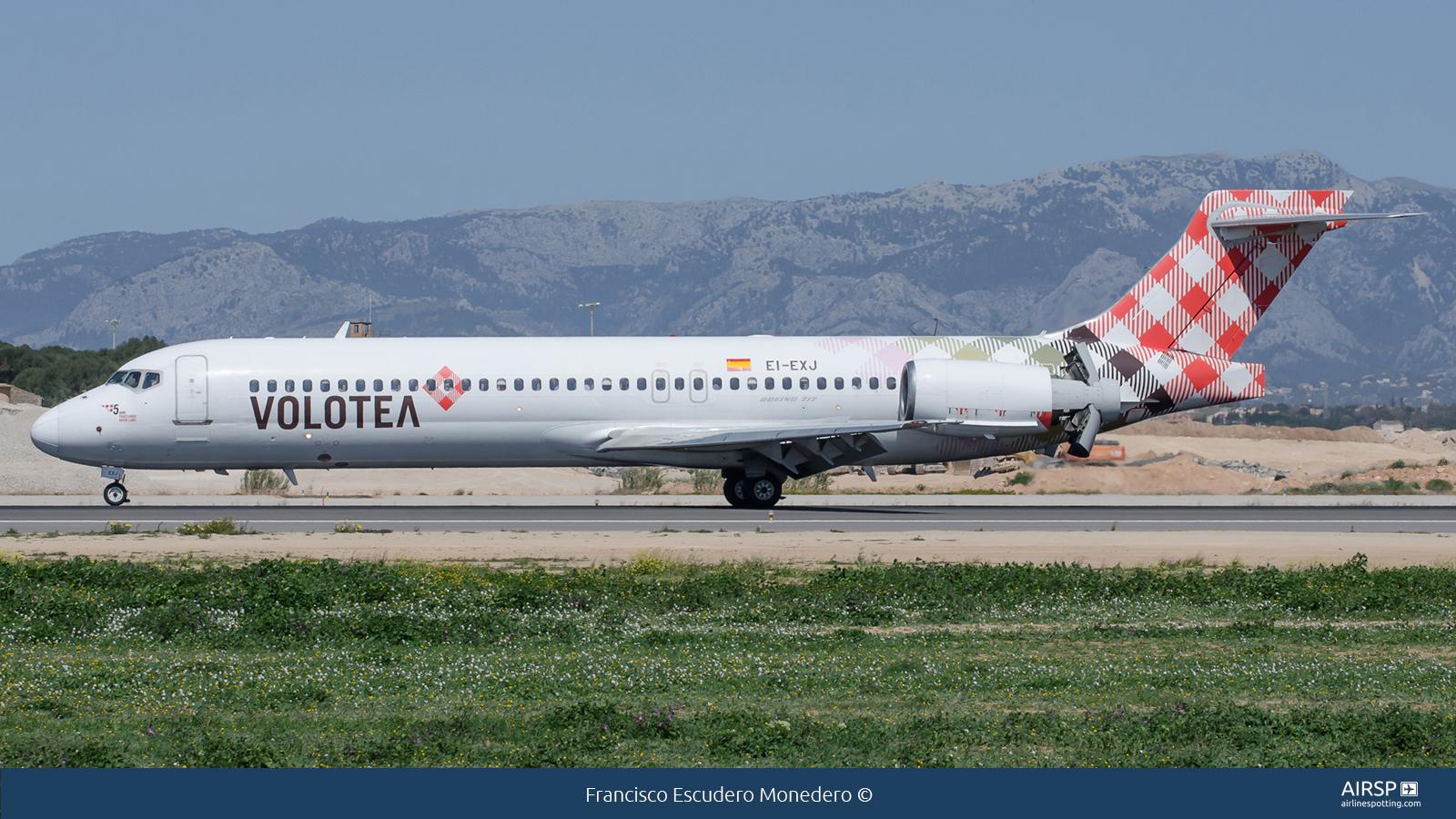 Volotea Airlines  Boeing 717  EI-EXJ
