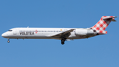 Volotea Airlines Boeing 717