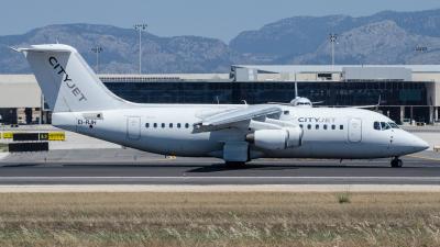 Cityjet Avro RJ-85