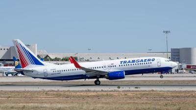 Transaero Airlines Boeing 737-800
