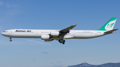 Mahan Air Airbus A340-600