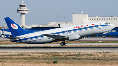 Belavia Boeing 737-300