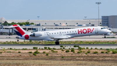HOP! Bombardier CRJ-700