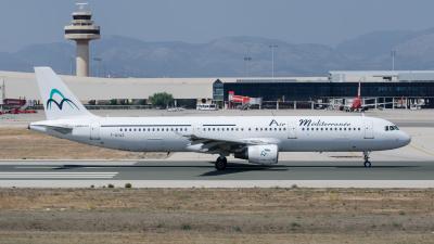 Air Mediterranee Airbus A321