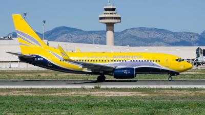 Europe Airpost Boeing 737-700