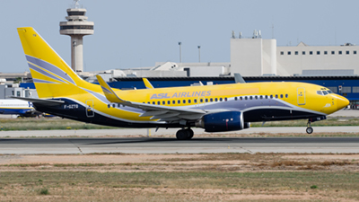 ASL Airlines Boeing 737-700