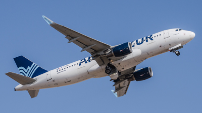 Aigle Azur Airbus A320