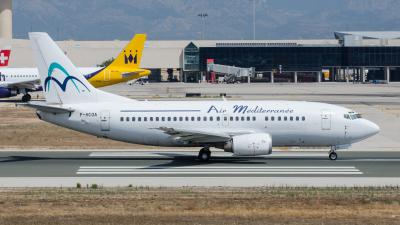 Air Mediterranee Boeing 737-500
