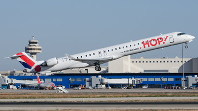 HOP! Bombardier CRJ-1000