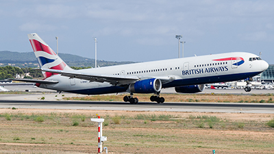 British Airways Boeing 767-300