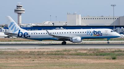 Flybe Embraer ERJ-195