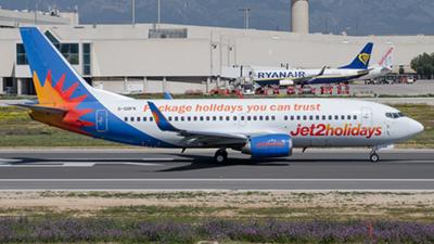Jet2 Boeing 737-300