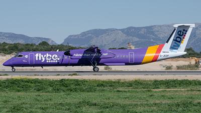 Flybe DHC Dash 8-400
