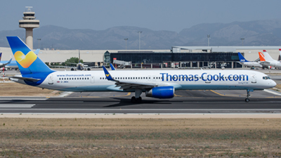 Thomas Cook Airlines Boeing 757-300
