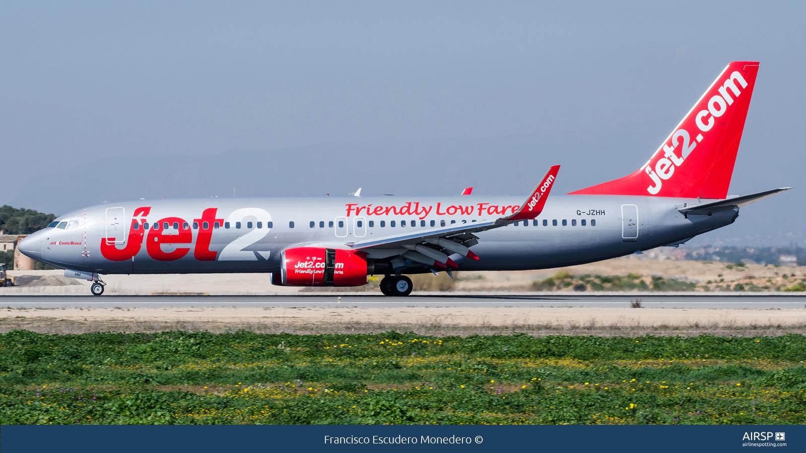 Jet2Boeing 737-800G-JZHH