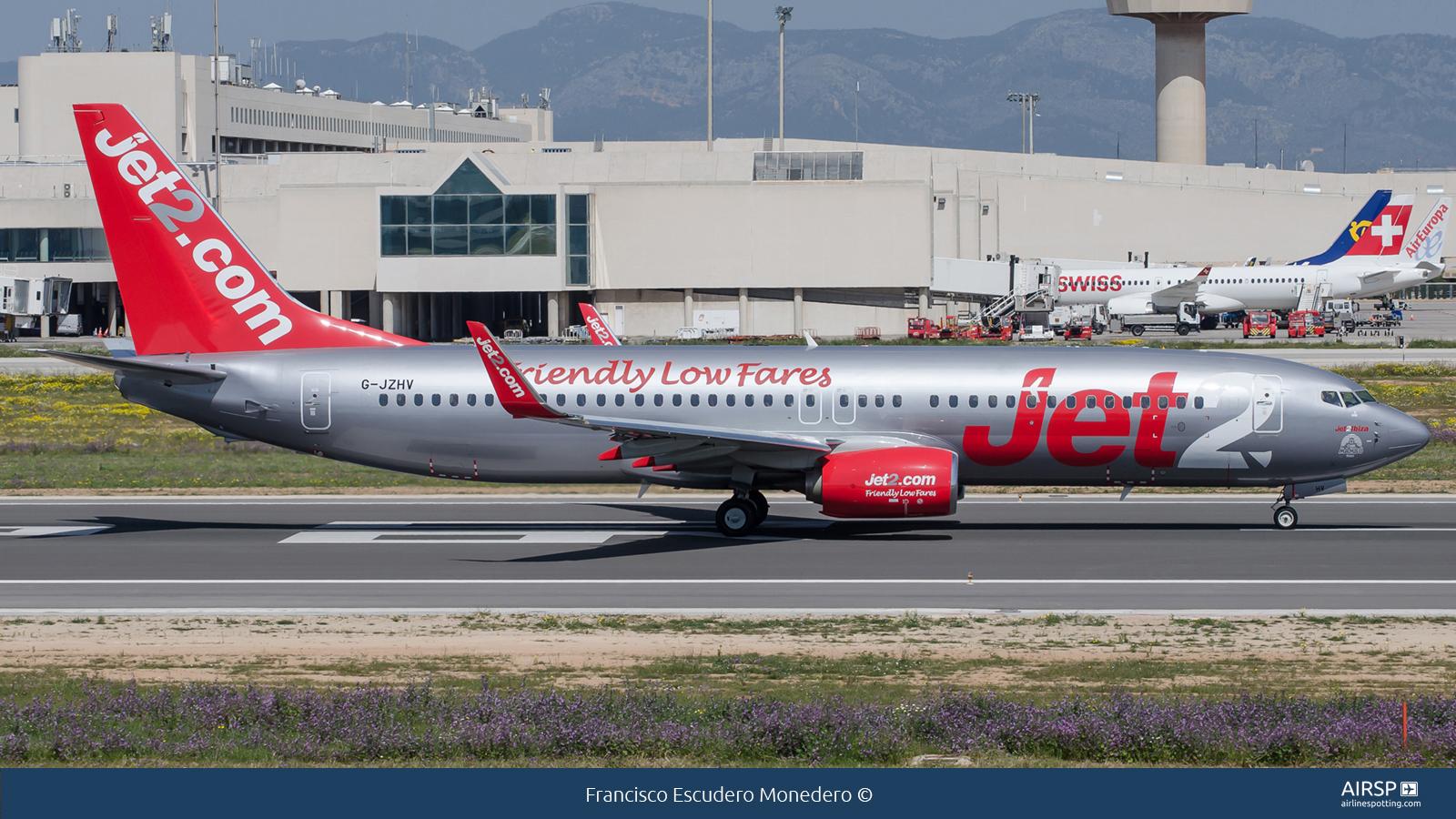 jet2Boeing 737-800G-JZHV