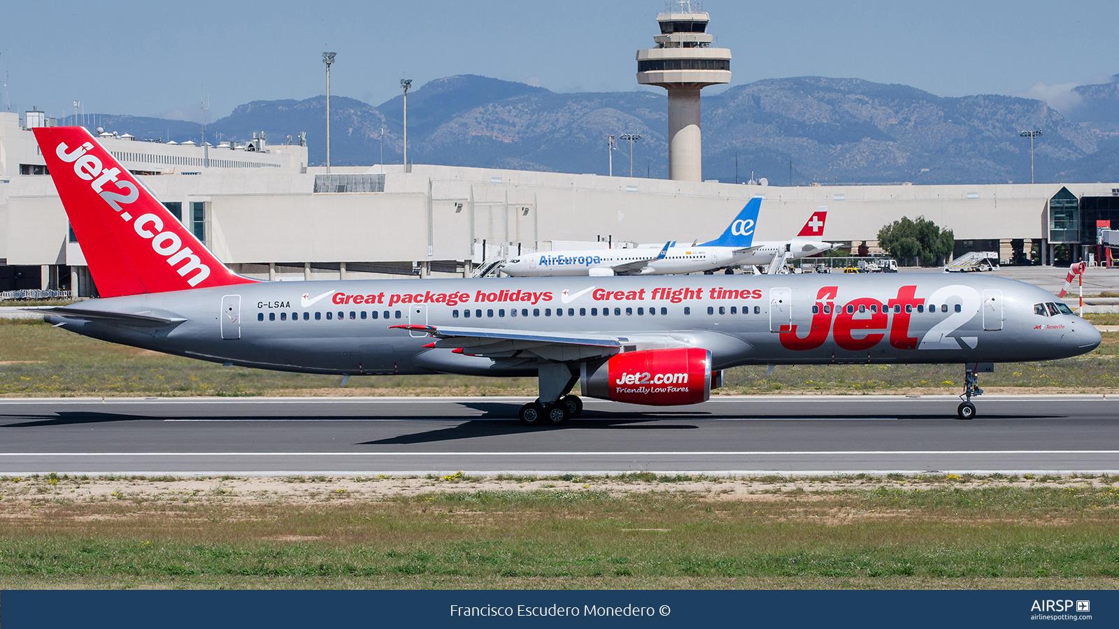Jet2  Boeing 757-200  G-LSAA