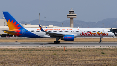 Jet2 Boeing 757-200