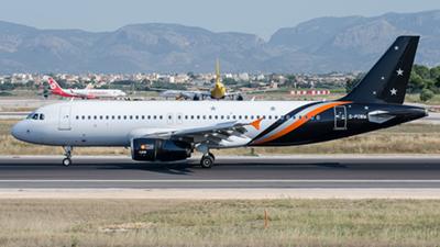 Titan Airways Airbus A320