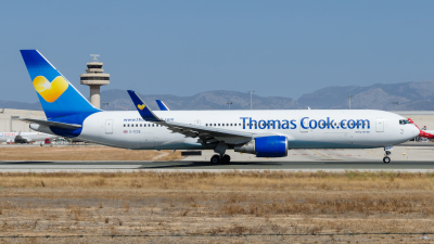 Thomas Cook Airlines Boeing 767-300