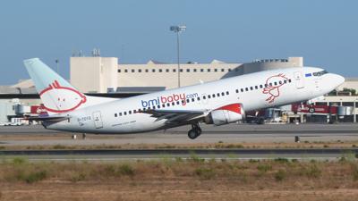 BMI Baby Boeing 737-300