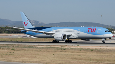 Tui Airways Boeing 787-9