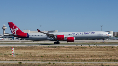 Virgin Atlantic Airways Airbus A340-600