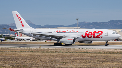 Jet2 Airbus A330-200