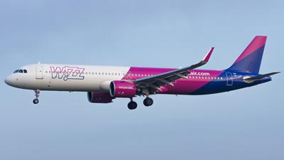 Wizz Air Airbus A321neo