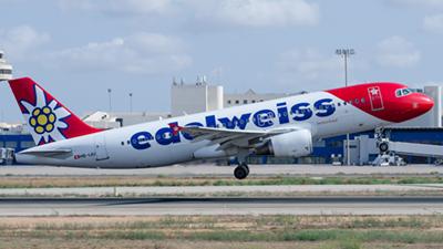 Edelweiss Air Airbus A320