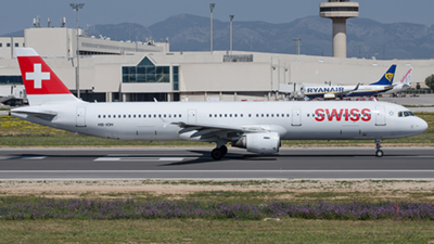 Swiss Airbus A321