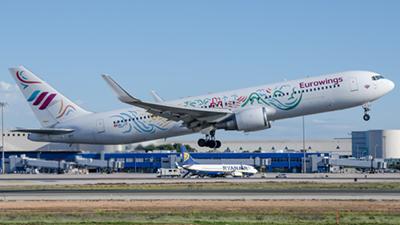 Eurowings Boeing 767-300