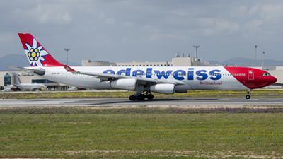 Edelweiss Air Airbus A340-300