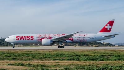 Swiss Boeing 777-300