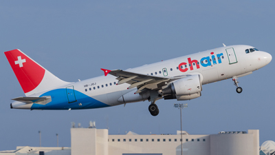 Chair Airlines Airbus A319