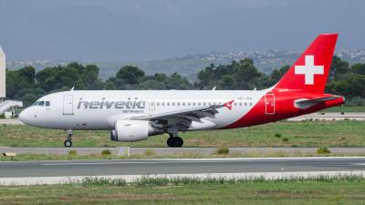 Helvetic Airways Airbus A319