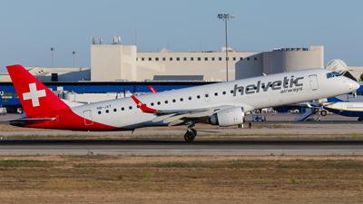 Helvetic Airways Embraer ERJ-190