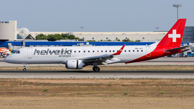 Helvetic Airways Embraer ERJ-190
