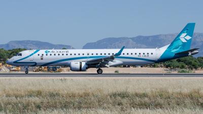 Air Dolomiti Embraer ERJ-195